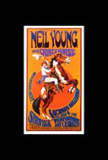 "Bob Masse - Neil Young Poster 13""x24.5"""