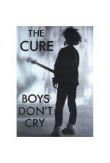 """The Cure - Boys Don't Cry Poster 24""""x36"""""""