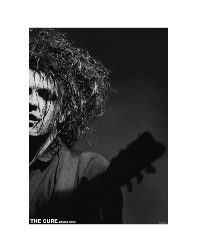 """The Cure - Robert Smith Poster 24""""x36"""""""