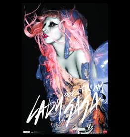 """Lady Gaga - Orange Poster 24""""x36"""""""