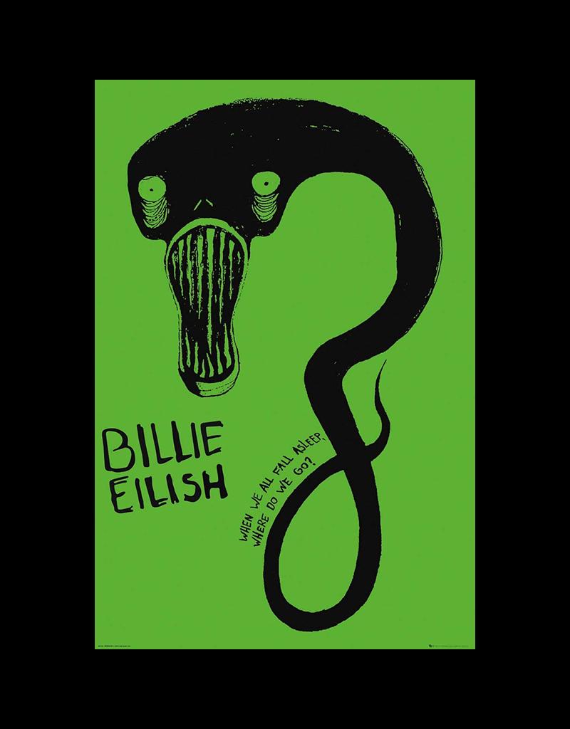 "Billie Eilish - Ghoul Poster 24""x36"""