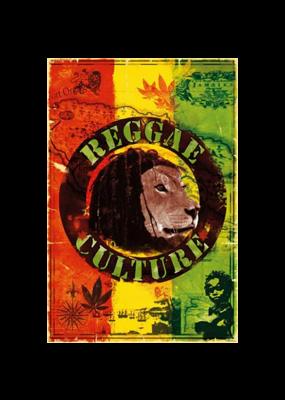 """Reggae Culture Poster 24""""x36"""""""