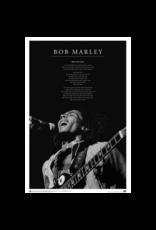 "Bob Marley - Iron Lion Poster 24""x36"""