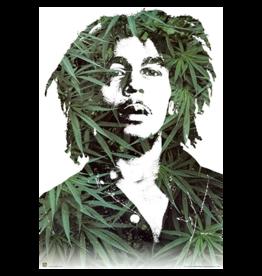 "Bob Marley - Leaves Poster 24""x36"""