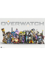 """Overwatch - Characters Poster 36""""x24"""""""