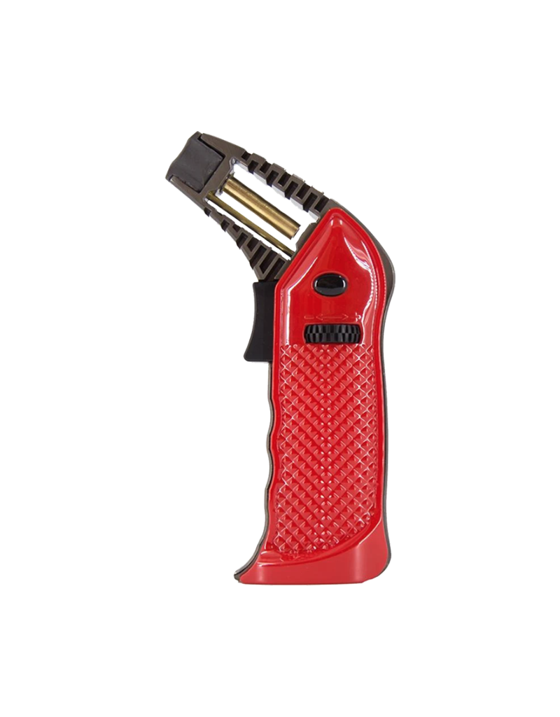 Special Blue Full Metal Torch Red
