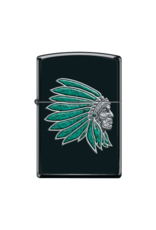 Indian Head - Zippo Lighter