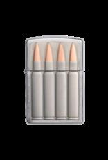 Bullet Emblem - Zippo Lighter