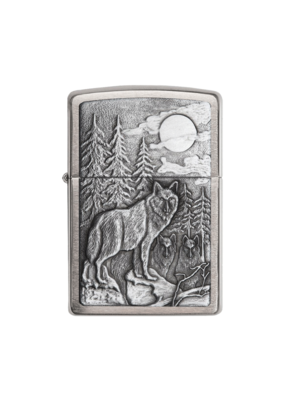Timberwolves - Zippo Lighter