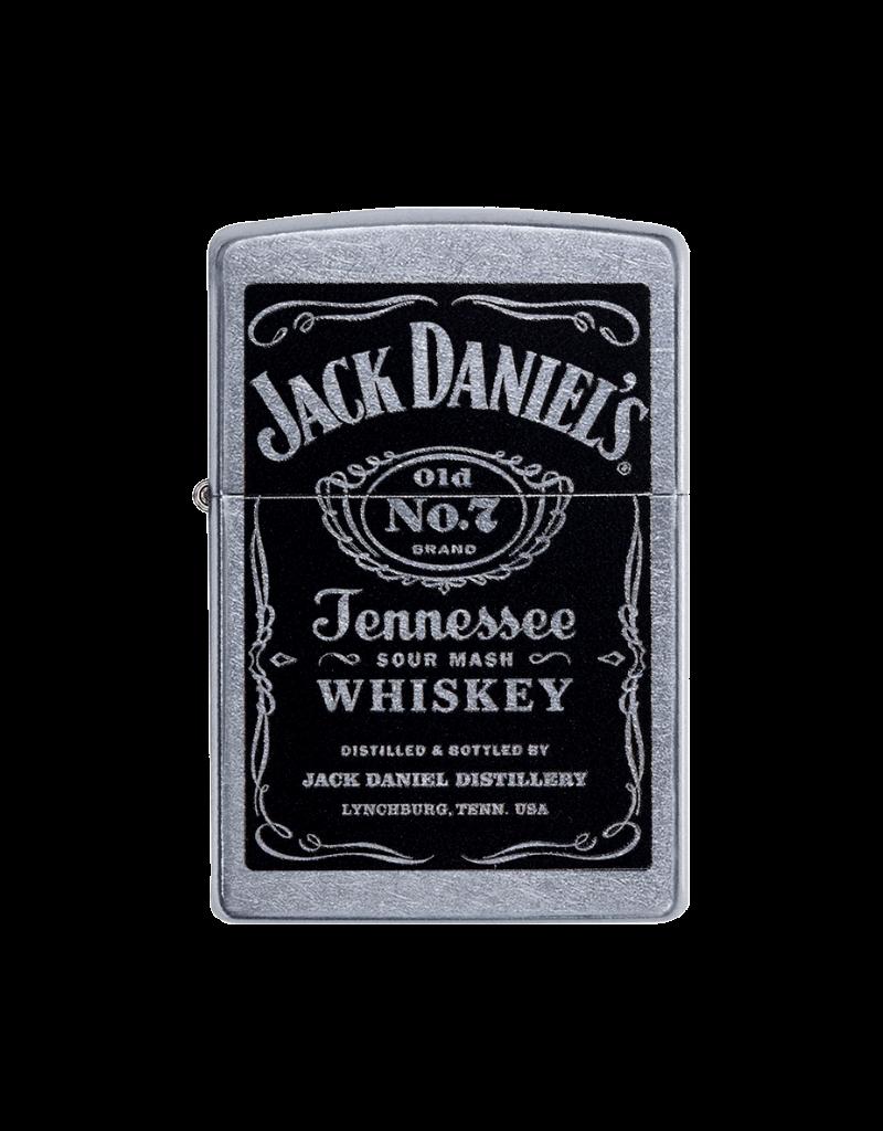 Jack Daniel's Vintage Chrome - Zippo Lighter