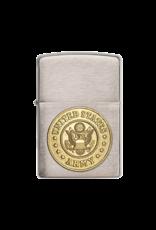 US Army Emblem - Zippo Lighter
