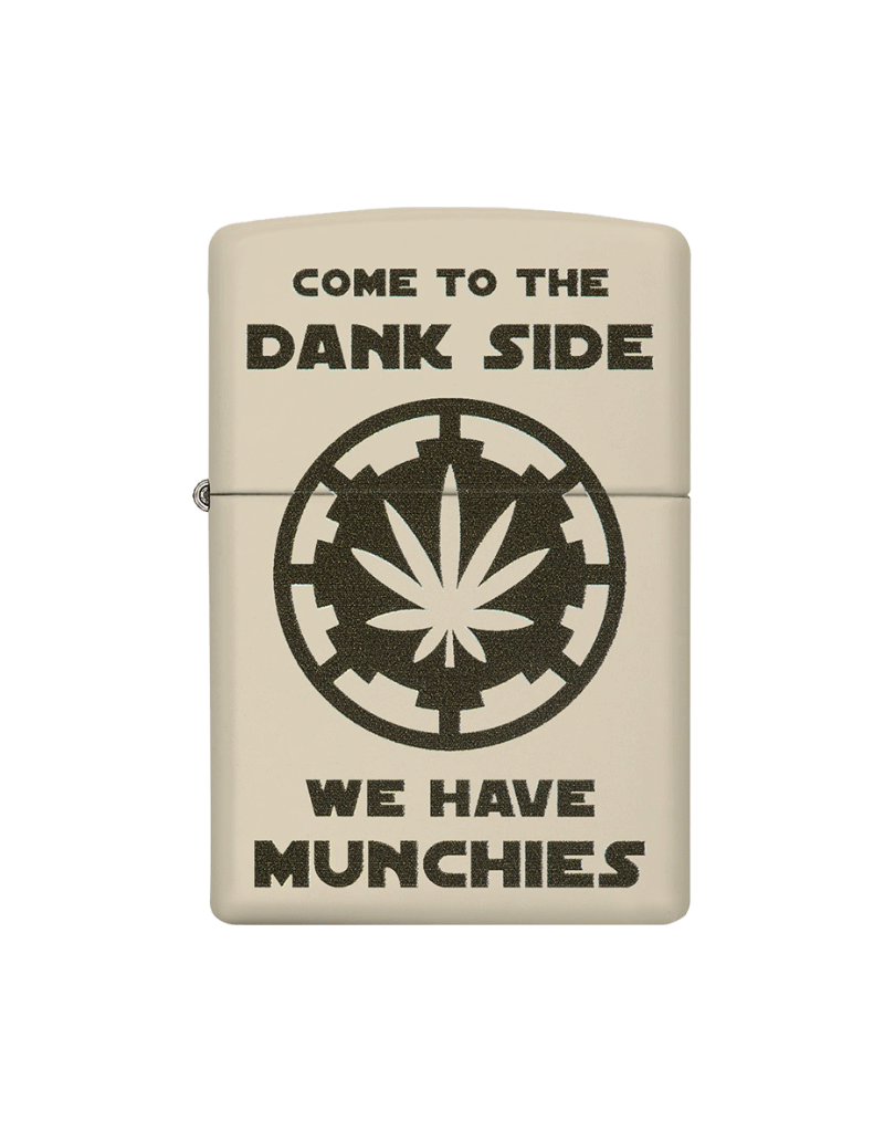 Come to the Dank Side - Zippo Lighter