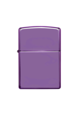 High Polish Purple - Zippo Lighter