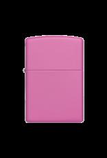Classic Pink Matte - Zippo Lighter