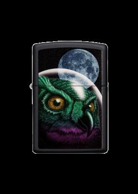 Space Owl - Zippo Lighter