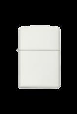 Classic White Matte - Zippo Lighter