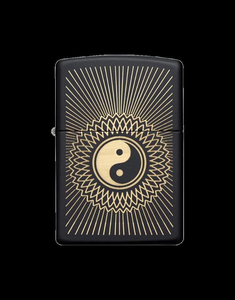 Yin & Yang 2 - Zippo Lighter