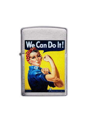 "US Army ""We Can Do It"" - Zippo Lighter"