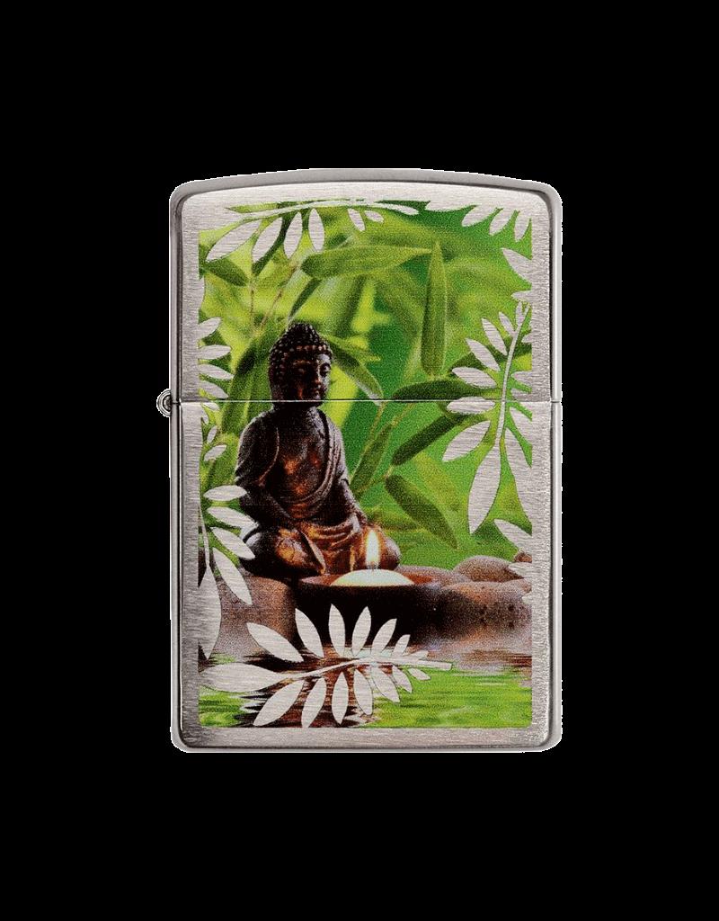 Resting Buddha - Zippo Lighter
