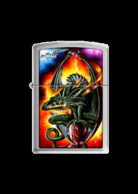 Mazzi - Dragon - Zippo Lighter