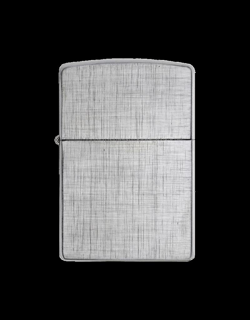 Classic Linen Weave - Zippo Lighter