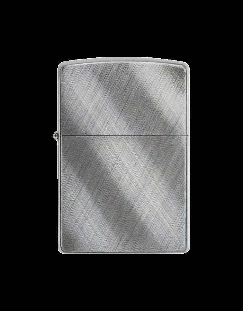 Classic Diagonal Weave - Zippo Lighter