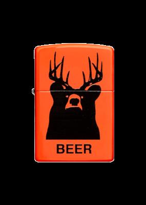 Beer Bear - Zippo Lighter