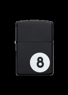 8 Ball Billiards - Zippo Lighter