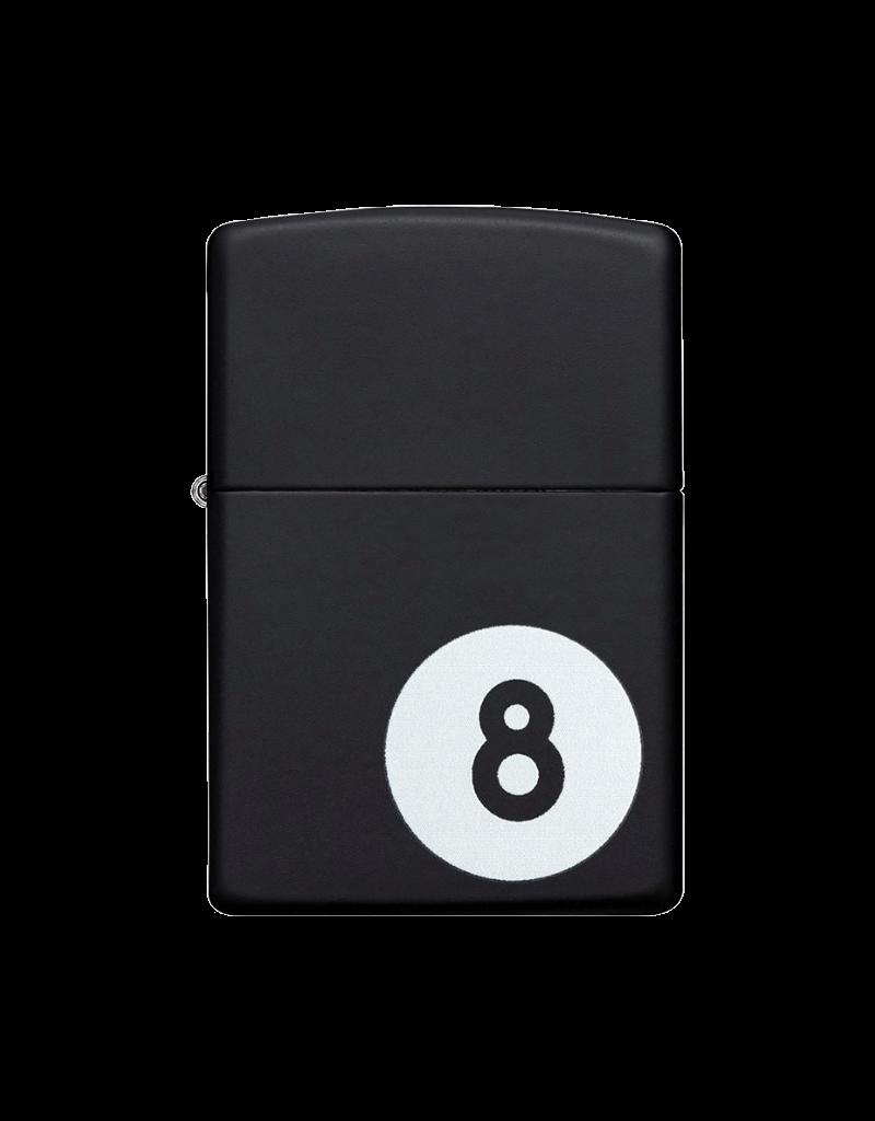 8-Ball Billiards - Zippo Lighter