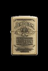 Jim Beam Brass - Zippo Lighter