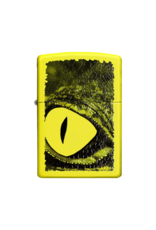 Alligator Eye - Zippo Lighter