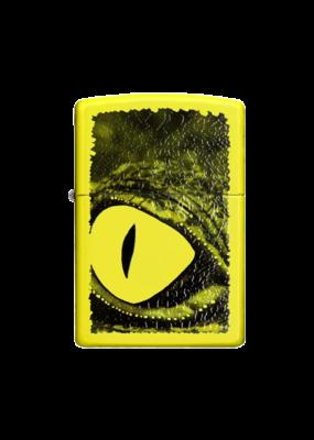 Alligator Eye - Zippo Lighter