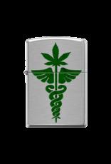 Medical Marijuana - Zippo Lighter