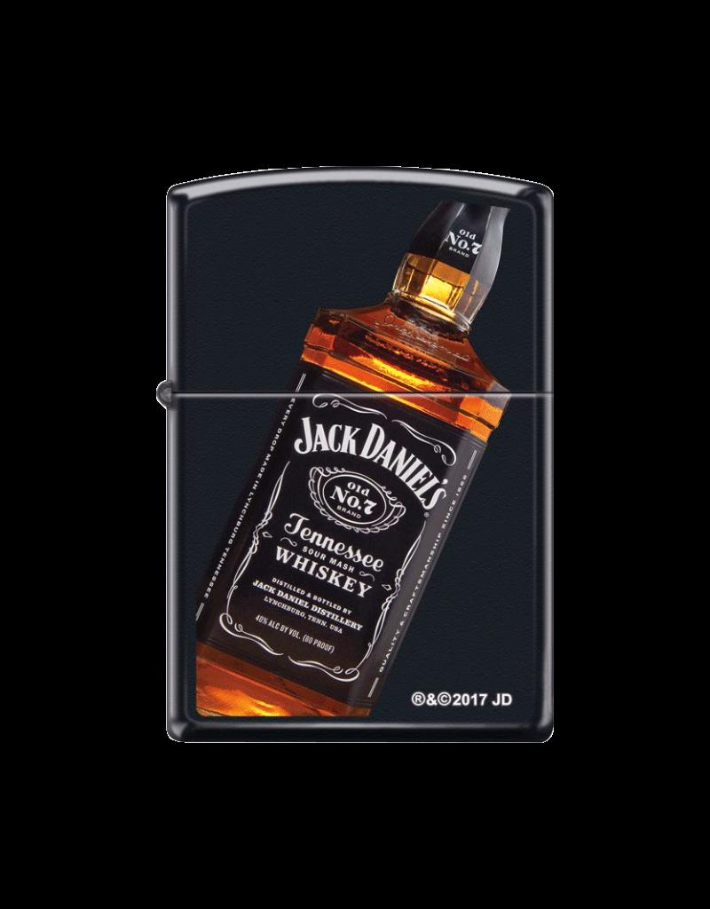 Jack Daniels Bottle - Zippo Lighter