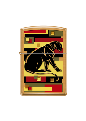 Panther - Zippo Lighter