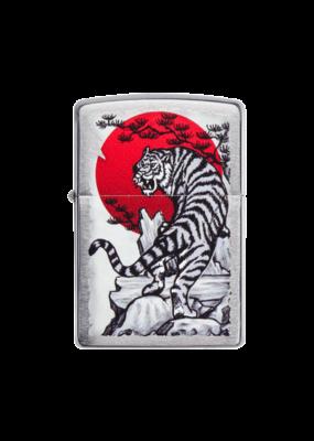 Asian Tiger - Zippo Lighter