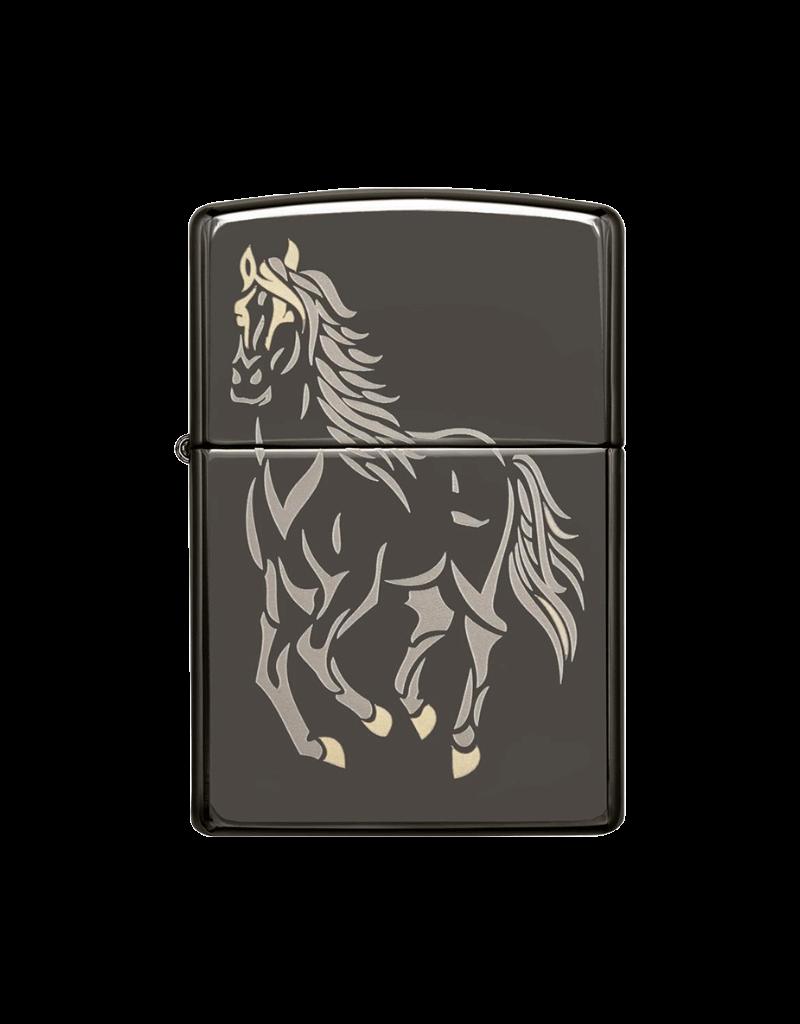 Running Horse - Zippo Lighter