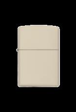 Classic Cream Matte - Zippo Lighter