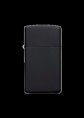 Slim Black Matte - Zippo Lighter