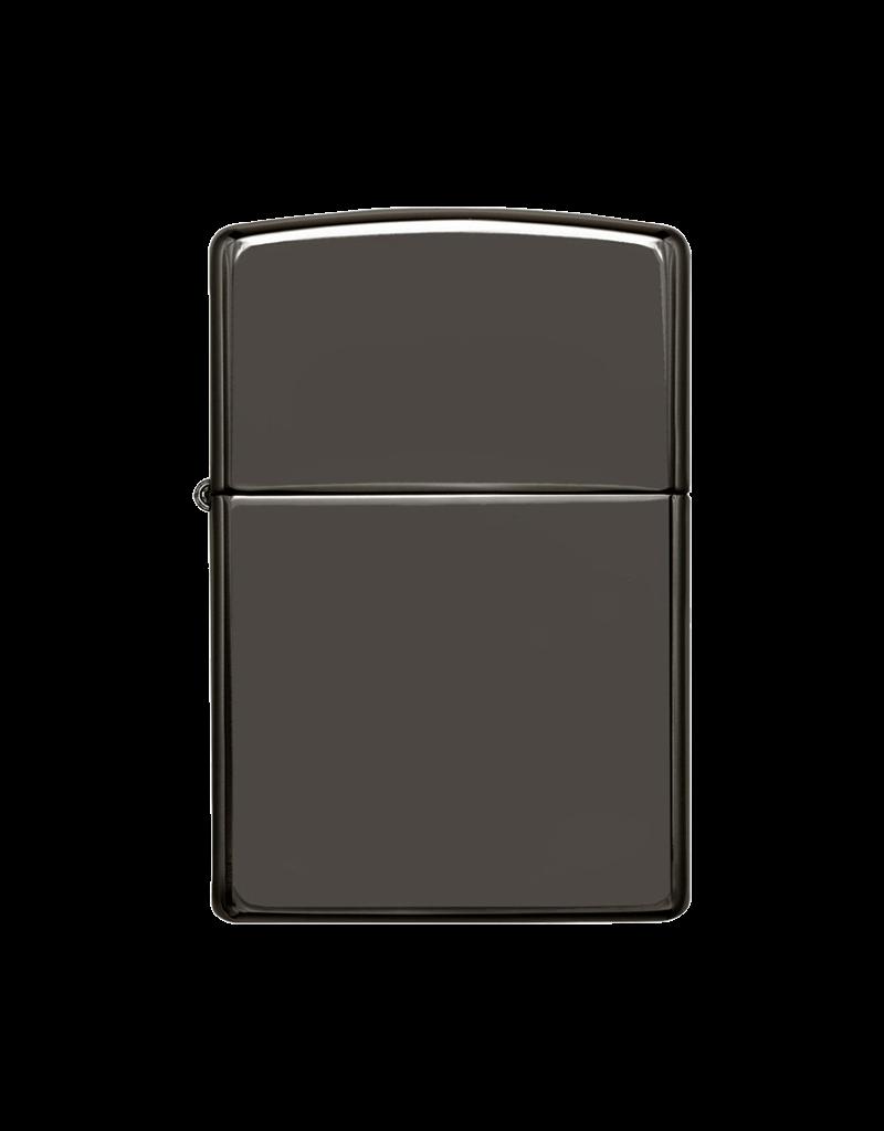 Classic Black Ice - Zippo Lighter