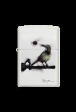 Steven Spazuk - Bird on Gun - Zippo Lighter