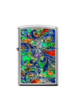Floral Fusion - Zippo Lighter