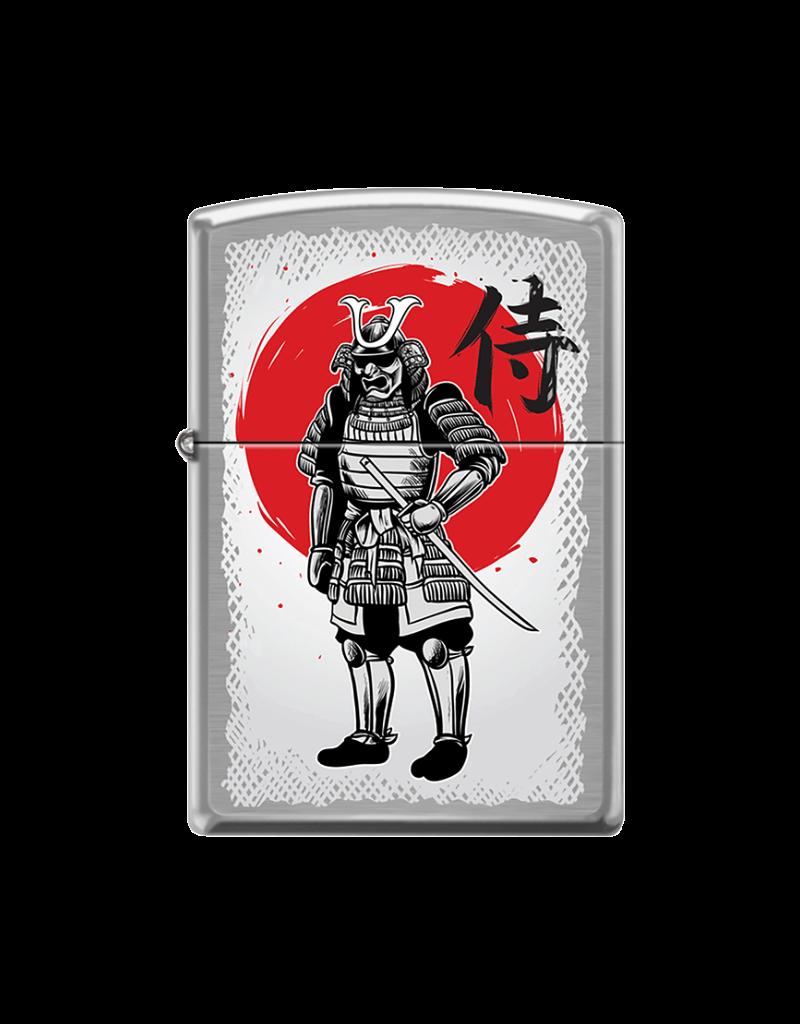 Samurai Warrior - Zippo Lighter