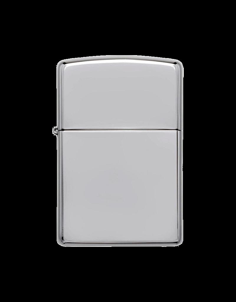 Armor High Polish Chrome - Zippo Lighter
