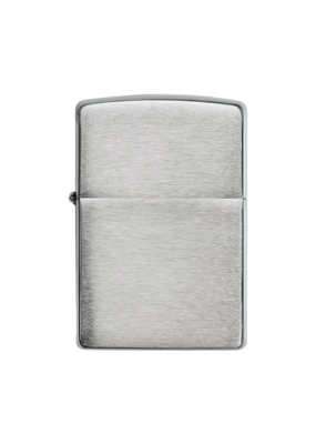 Classic Brushed Chrome - Zippo Lighter