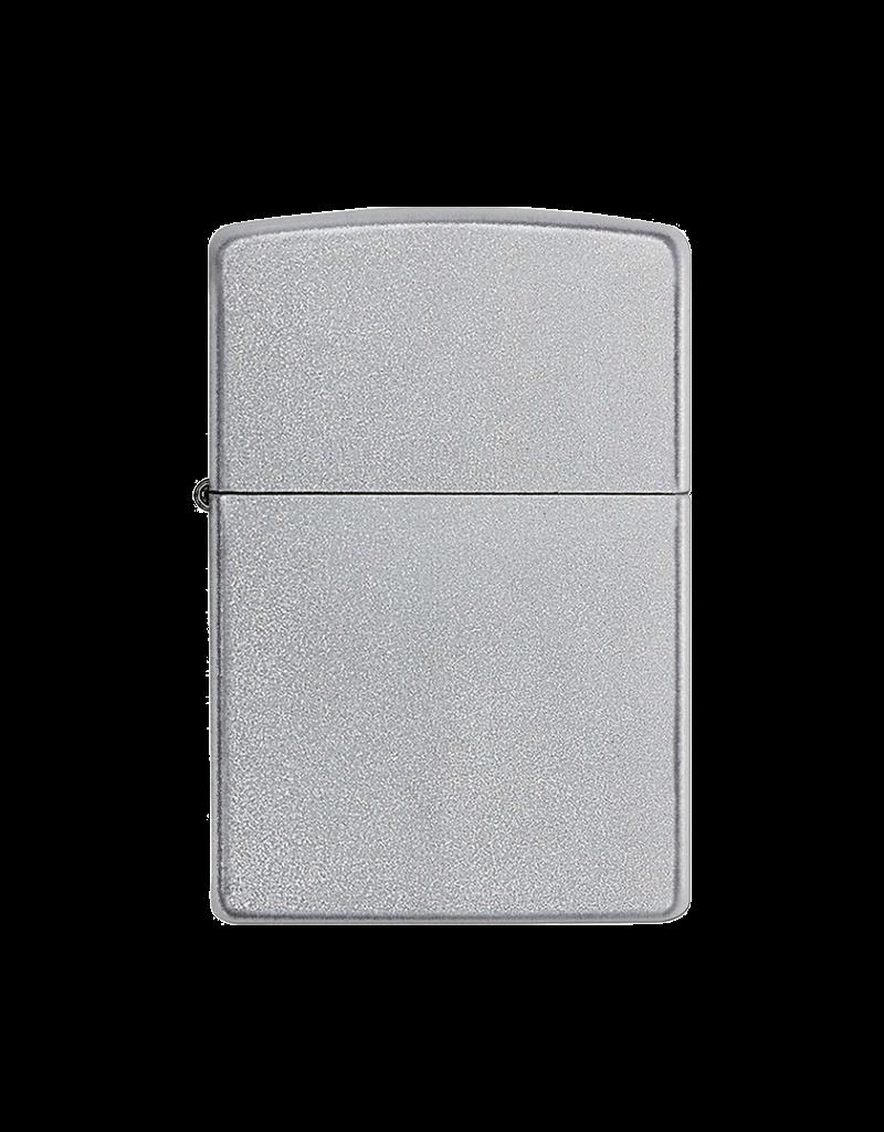 Classic Satin Chrome - Zippo Lighter