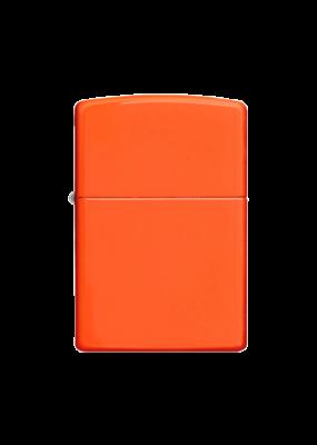 Classic Neon Orange - Zippo Lighter