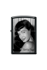 Bettie Page - Beautiful - Zippo Lighter