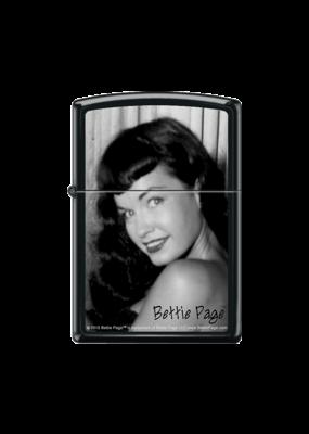 Bettie Page - Beautiful - Zippo Lighter