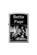 Bettie Page - Playful - Zippo Lighter